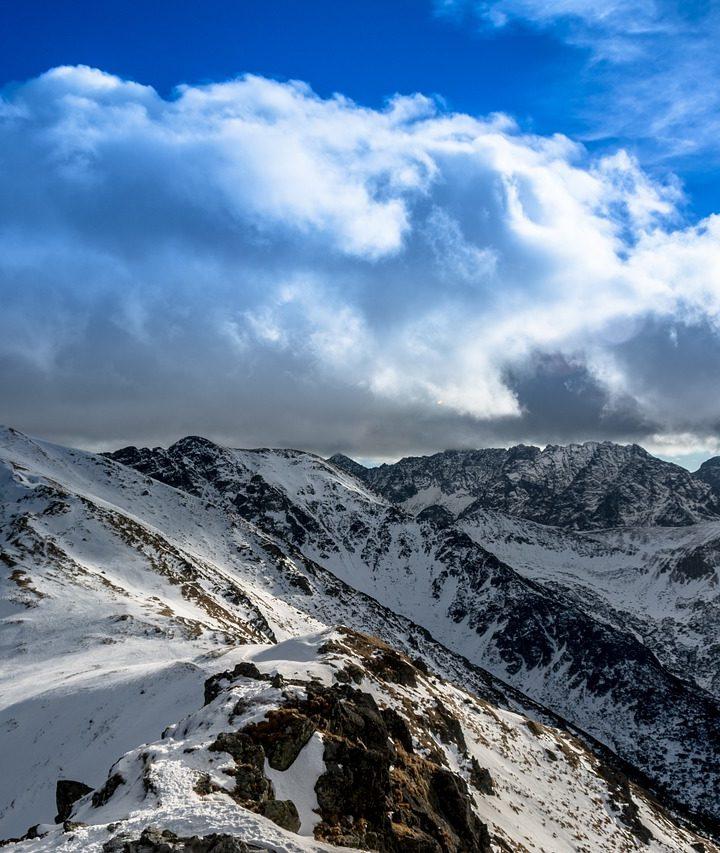 Czy warto jechać w góry w wakacje?