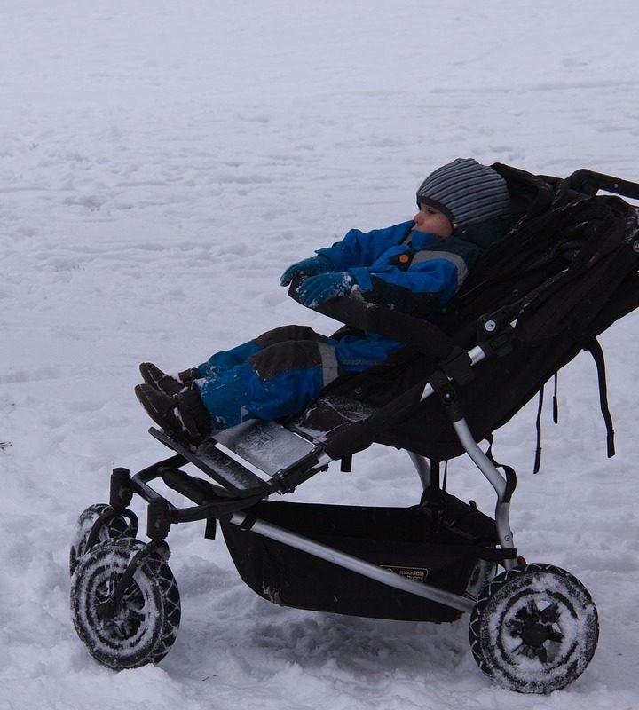 Wózki dziecięce – małe pojazdy na wielkie potrzeby
