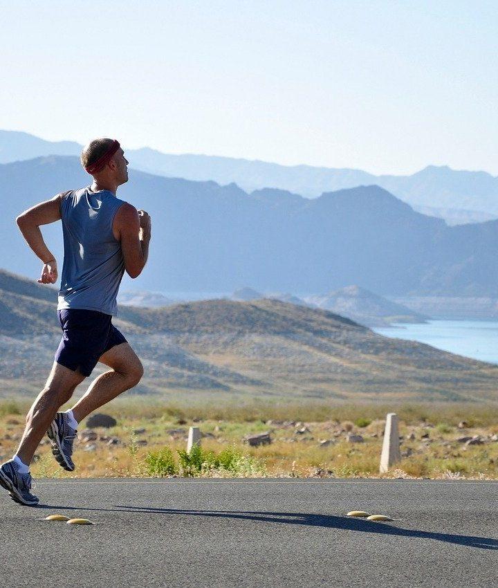 Odzież dla lubiących bieganie