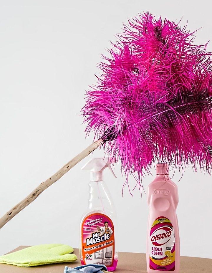 Profesjonalna chemia gospodarcza to najlepsze środki do czyszczenia