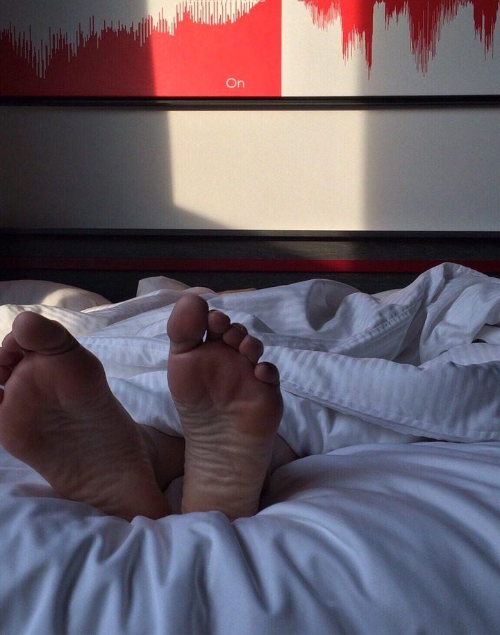 Spokojny sen na wygodnym materacu