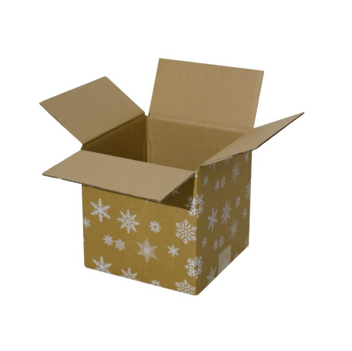 Prezenty możemy zapakować w torebki papierowe lub pudełka