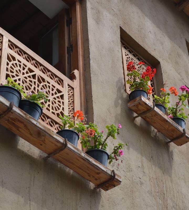 Nowocześnie produkowane osłony do zastosowania na balkonach