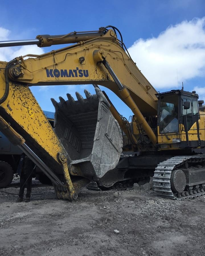 Serwisowanie ciężkich maszyn przedłuży ich żywotność