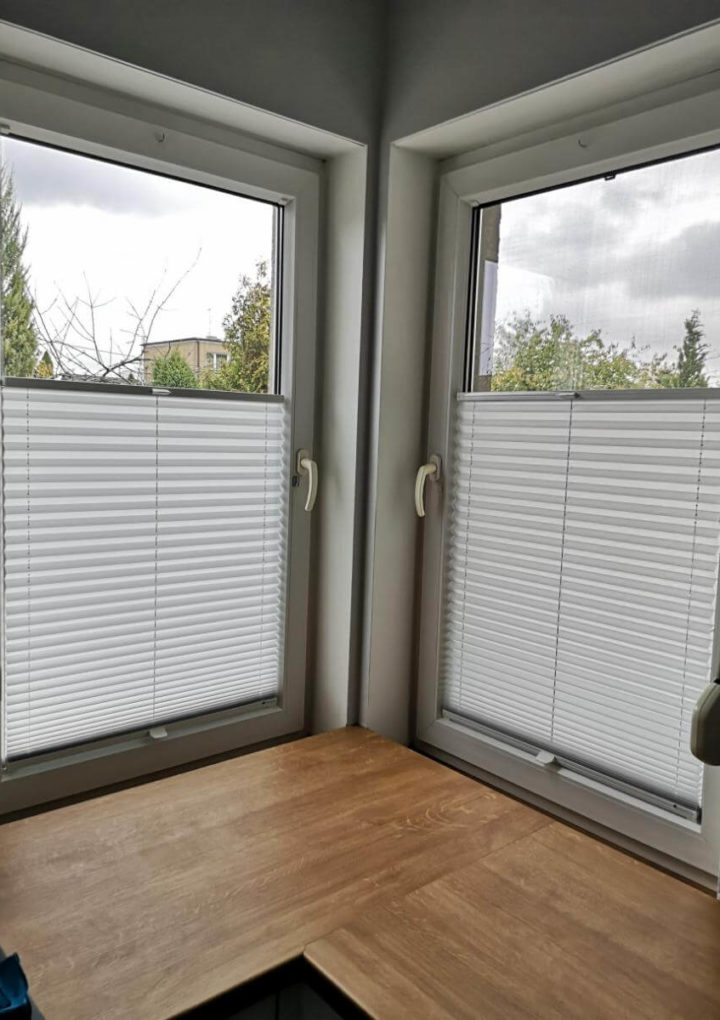 Plisy okienne i ich charakterystyka